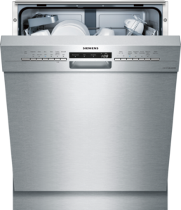 SIEMENS SN436S00HD Unterbau-Geschirrspüler, 60 cm, Edelstahl
