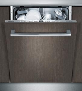SIEMENS SN636X00HD Vollintegrierter Geschirrspüler, 60 cm, Edelstahl