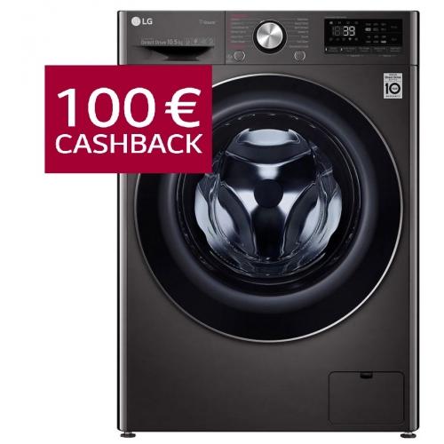 "LG F6WV710P2S Waschmaschine ""A"" 10,5 kg CashBack"