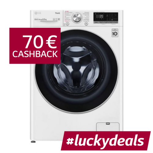 LG F2V7SLIM8E Waschmaschine (nur 47,5 cm tief)