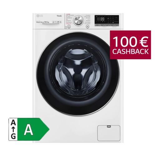 LG F6W105A Waschmaschine 10,5 kg