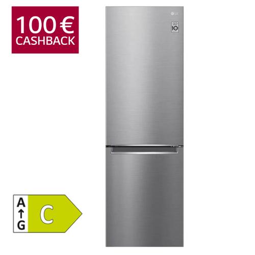 LG GBB61PZGCN Kühl-Gefrier-Kombination