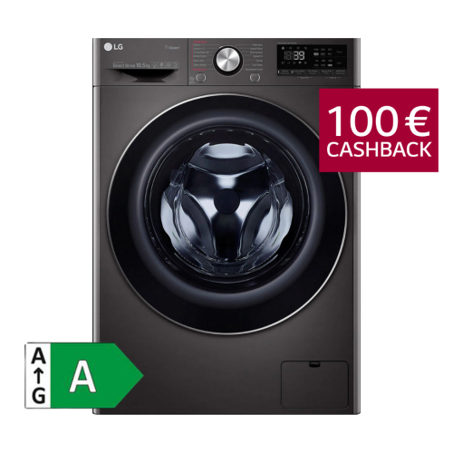 LG F6WV710P2S Waschmaschine 10,5 kg