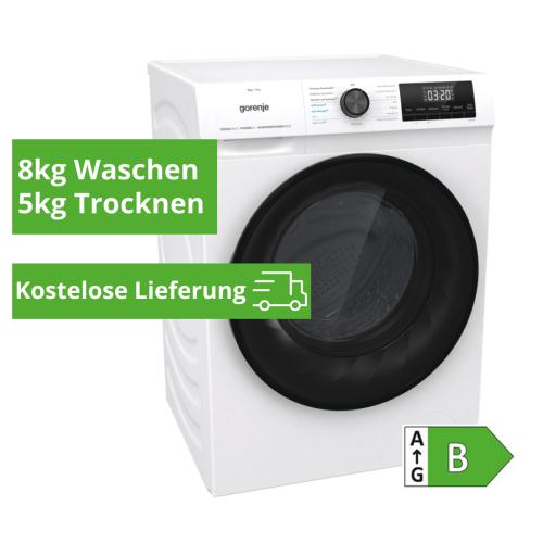 GORENJE  WD8514PS Waschtrockner 8/5 kg