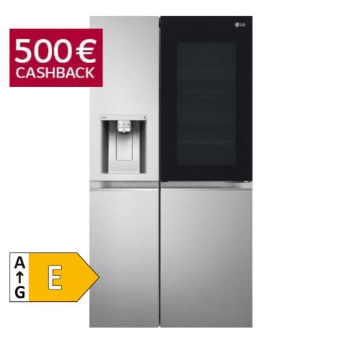 LG GSXV90BSDE Side-by-Side Door-in-Door™